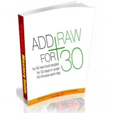 Add Raw For 30+ Recipes Now